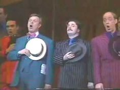 The Oldest Stablishment. Guys 1992 Broadway production.
