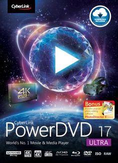PowerDVD 17 Ultra Crack Full Version