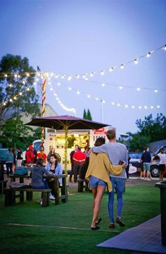 Food Truck Park Festivals for July