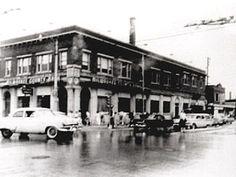 Downtown West Allis 1950  #WestAllis #Wisconsin #Downtown #Historic