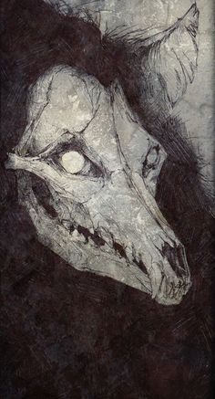 Wolfman by *SketchbookNoir on deviantART