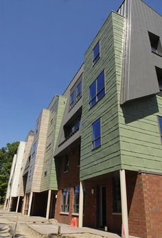 Skidmore College replacing its Scribner Village apartments, adding 100 to 150 beds for its students