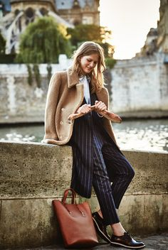 How to Get Parisian Style | The Neo-Trad