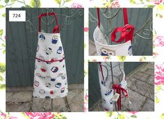 Oh so cute kiddies aprons at just £10 each. Visit my shop by following the link at the bottom of this post. Or visit my album on Facebook: https://www.facebook.com/pg/HandmadeByVintageRose/photos/?tab=album&album_id=1683400805223560 Happy Shopping Rose xx www.facebook.com/HandmadeByVintageRose www.VintageRoseHandmade.co.uk #HandmadeByVintageRose http://etsy.me/2tejXuB