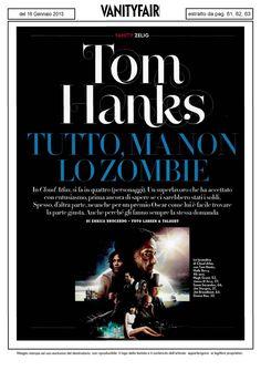 Intervista a Tom Hanks