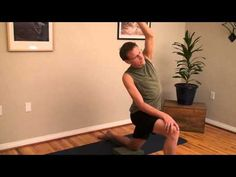 Another Muscle that can be involved w/hip pain.  Innervated by L4-L5 and S1 http://www.doyogawithme.com/yoga_poses.   This is the best way to stretch the tfl. It can take some shifting around, since the perfect angle is necessary to feel it in the tfl. Have patience and play around with the stretch!