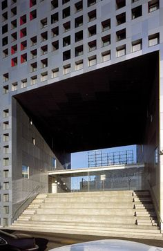 Simmons Hall, Massachusetts Institute of Technology,  Cambridge, MA, United States, 1999 - 2002 | Steven Holl Architects | (c) Paul Warchol