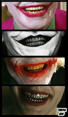 Oh you think you're scary. That's so cute. Well I've seen scary honey and you don't have his smile. -Harley Quinn