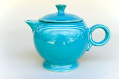 Turquoise Vintage Fiestaware: Turquoise Fiesta Pottery For Sale ...