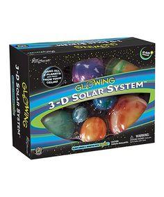 Love this 3-D Solar System Set on #zulily! #zulilyfinds