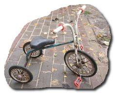 трехколесный детский велосипед ретро - Поиск в Google