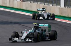 Paul English Formula 1: Rosberg wins Mexican race, Bottas takes brilliant ...