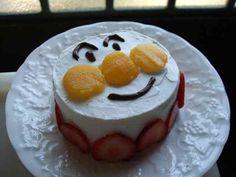アンパンマン birthday cakeの画像