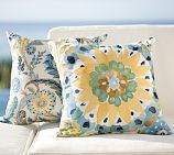 Malena Indoor/Outdoor Pillows - Cool