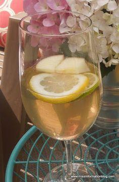 Miss Information: White Wine Sangria