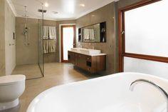 good bath and floor tiles