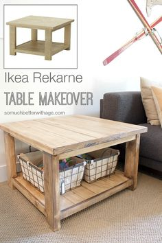 Ikea Rekarne Table M