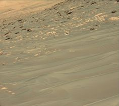 NASA's Mars rover Curiosity acquired this image using its Mast Camera (Mastcam) on Sol 1747