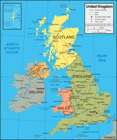 Map Of England Showing Major Cities.40 Great Scotland Map Images Scotland Travel Places To Visit