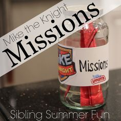 Sibling Summer Fun: Mike the Knight Missions. Great way to encourage working together with siblings and also to think of others! List Of Activities, Educational Activities, Toddler Activities, Learning Activities, Kids Learning, Frog Birthday Party, 3rd Birthday Parties, Mike The Knight, Today Is Your Birthday