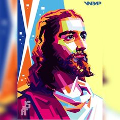 Blessed are those who don't see, but believe - Jesus  #JesusChrist #wpap #wpapart #wpapdesign #wpapgallery #religion #injesusname #injesuswetrust #artdesign #wpapindonesia #wpapcommunity #coreldraw #popartindonesia #popart #artwork #Lord #sonofgod #thesavior #christian #gospel #wpapartindonesia