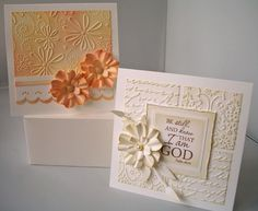 Cards, paper, scrapbooking / Cards