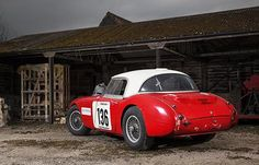 Austin-Healey 3000 BT7 at www.classicandsportscar.com