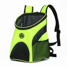 Breathable Pet dog cat Travel bag backpack dog Carrier bag Comfortable outdoor chihuahua dog puppy carrying bag for small dog