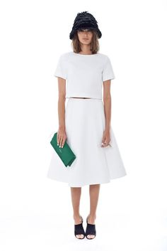 Kate Spade New York Spring 2015 Ready-to-Wear - Collection - Gallery - Look 1 - Style.com