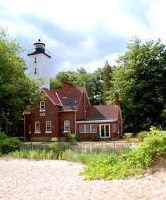 Presque Isle Lighthouse, Erie Pennsylvania