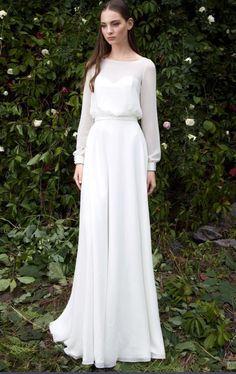 Long Gown For Wedding, Minimal Wedding Dress, Sweetheart Wedding Dress, Long Sleeve Wedding, Gorgeous Wedding Dress, Modest Wedding Dresses, Mermaid Wedding, Bridal Gowns, Wedding Gowns