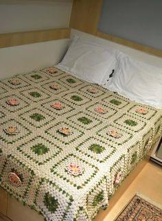 Alucinantes combinaciones para vestir nuestro dormitorio con color y amor con nuestras manos artesanas
