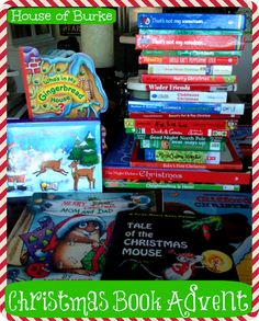 House of Burke: Establishing Family Traditions: Christmas Book Advent