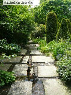 Plus de 1000 id es propos de jardin agapanthes sur for Jardin jardinier normandie