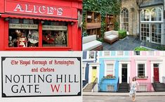 "Your exclusive guide to quirky, eclectic, and endlessly fascinating...Notting Hill. ""Hiya""""Morning!""""You awright, darling?""Every morning, as I meander..."
