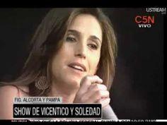 Tu cárcel (Soledad Pastorutti) en vivo - YouTube
