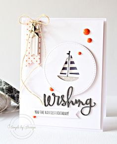 Sailing Birthday!
