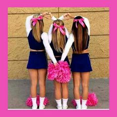 Cheer Picture Pose