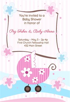Imprimibles gratis para baby shower baby shower free printables new baby girl printable baby shower invitation template filmwisefo
