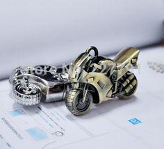100% real capacidade! Nova motocicleta de Metal minions usb 2.0 memória flash vara 8 GB / 16 GB / 32 GB usb flash drive / pen drive