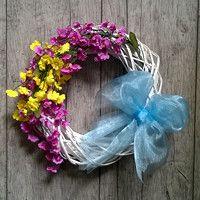 Zboží prodejce Darinadekor / Zboží   Fler.cz Grapevine Wreath, Grape Vines, Hanukkah, Wreaths, Decor, Decoration, Door Wreaths, Vineyard Vines, Dekoration
