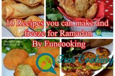 ramadan recipes you can freeze