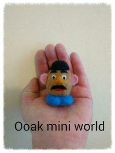 Check out this item in my Etsy shop https://www.etsy.com/listing/227530256/ooak-miniature-needle-felt-fiber-art-pin
