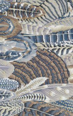 Blue Vines Custom Printed Removable Self Adhesive Wallpaper Roll by Spoonflower Garden Bird Wallpaper Love Birds By Pattysloniger