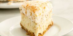 If you love coconut, you'll go coco loco over this decadently creamy, slightly sweet dessert.