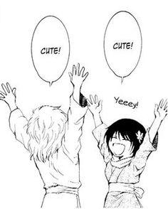 Zeno & Kaya cute!