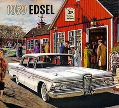 The Edsel 1959