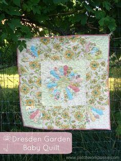 20  Dresden Plate Quilt Patterns