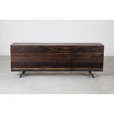 Store your extra dinnerware, flatware, and table linens in a buffet table or sideboard. Shop our great selection of stylish buffet tables and sideboards. Modern Sideboard, Sideboard Cabinet, Kitchen Buffet, Mid Century Sideboard, Open Cabinets, Table Linens, All Modern, Dining Table, Storage