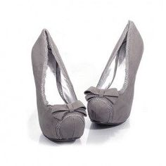 $14.78 Office Women's Pumps With Bowknot and Lace Design